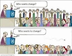 change reality